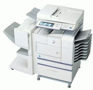 ремонт принтера SHARP MX-M350N
