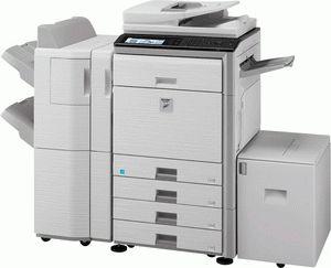 ремонт принтера SHARP MX-M503U