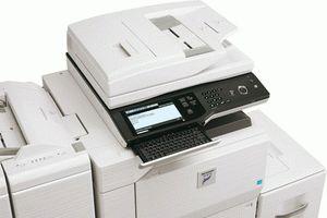 ремонт принтера SHARP MX-M623N