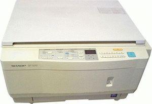 ремонт принтера SHARP SF-7370