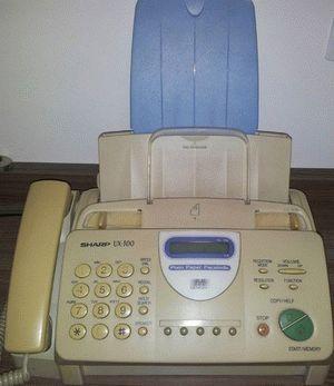 ремонт принтера SHARP UX-300