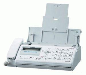 ремонт принтера SHARP UX-P710