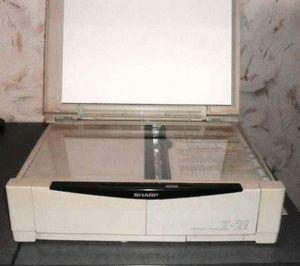 ремонт принтера SHARP Z-21