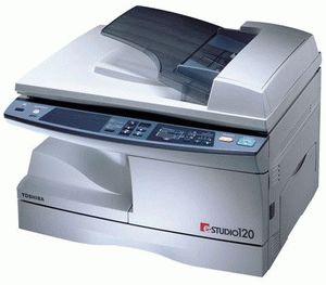 ремонт принтера TOSHIBA E-STUDIO120