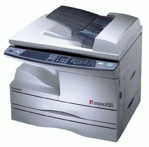 ремонт принтера TOSHIBA E-STUDIO150