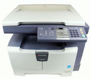 ремонт принтера TOSHIBA E-STUDIO166