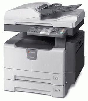 ремонт принтера TOSHIBA E-STUDIO203