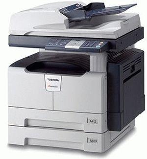 ремонт принтера TOSHIBA E-STUDIO243