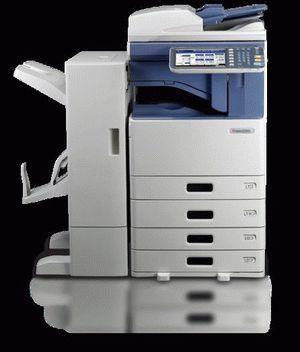 ремонт принтера TOSHIBA E-STUDIO2550C