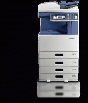 ремонт принтера TOSHIBA E-STUDIO2551C