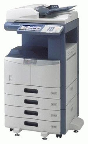 ремонт принтера TOSHIBA E-STUDIO256SE