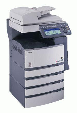 ремонт принтера TOSHIBA E-STUDIO280
