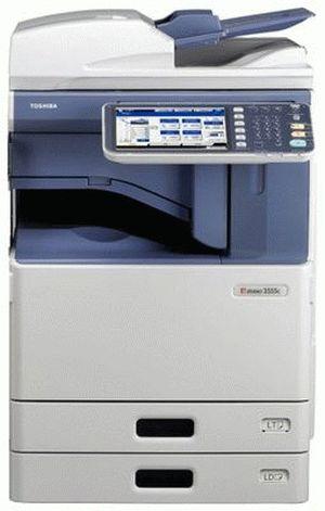 ремонт принтера TOSHIBA E-STUDIO3055CSE