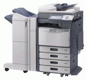 ремонт принтера TOSHIBA E-STUDIO3520C
