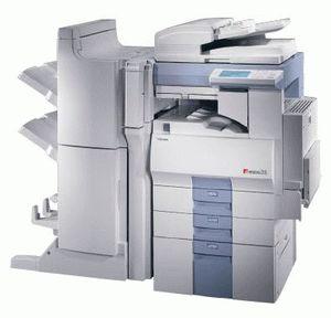 ремонт принтера TOSHIBA E-STUDIO45