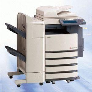 ремонт принтера TOSHIBA E-STUDIO4511