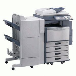 ремонт принтера TOSHIBA E-STUDIO4540CSE