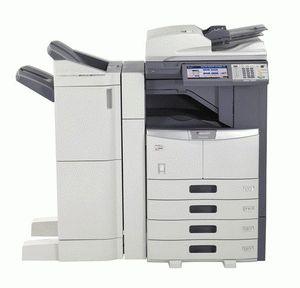 ремонт принтера TOSHIBA E-STUDIO455