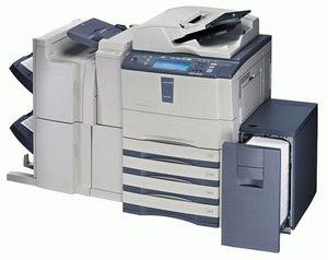 ремонт принтера TOSHIBA E-STUDIO523