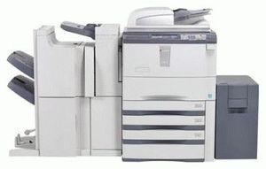 ремонт принтера TOSHIBA E-STUDIO755