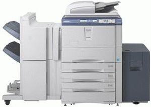 ремонт принтера TOSHIBA E-STUDIO857