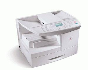 ремонт принтера XEROX FAXCENTRE F12