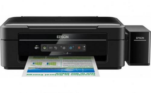 Epson L366 WiFi настройка