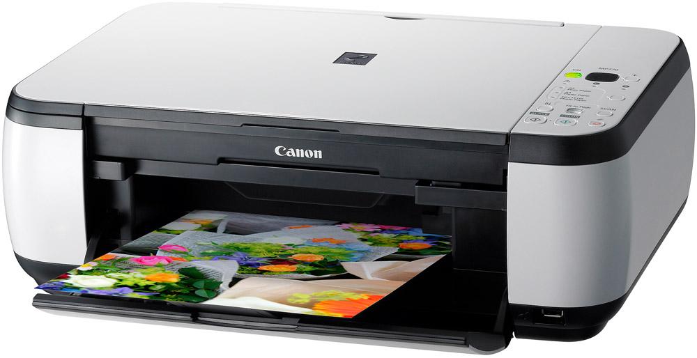 как на принтере canon отключить уровень чернил
