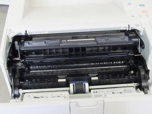 Как вставить картридж HP в принтер