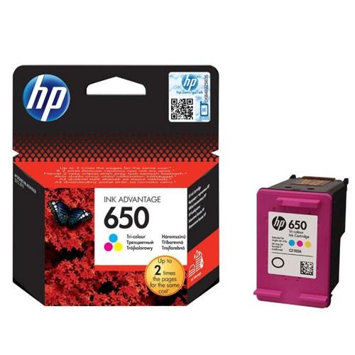 Как заправить картридж HP 650