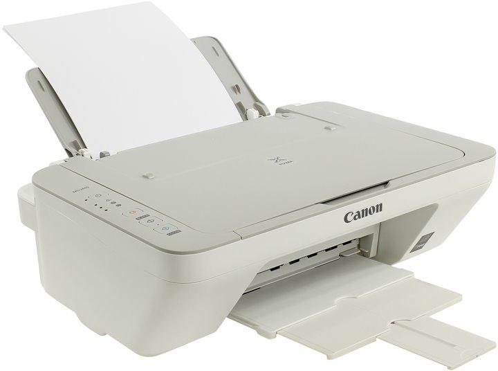 не печатает принтер canon mg2440