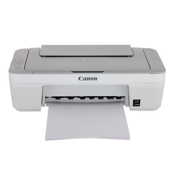 принтер canon pixma mg2440 после заправки не печатает