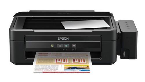 Принтер epson l210 не печатает