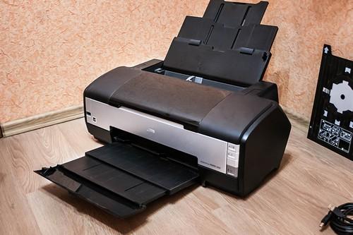Принтер с снпч Epson