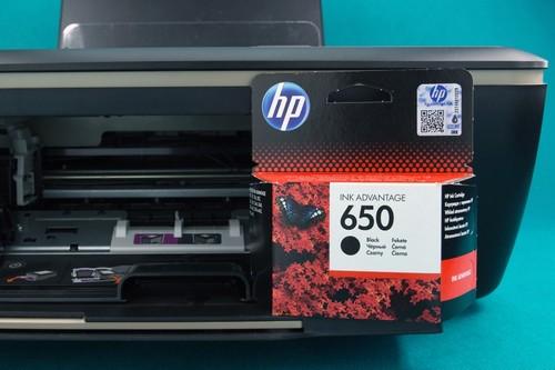 Заправка картриджа HP 650 в домашних условиях