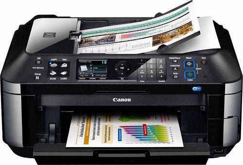 как почистить принтер canon