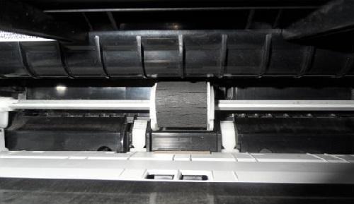 принтер hp не захватывает бумагу