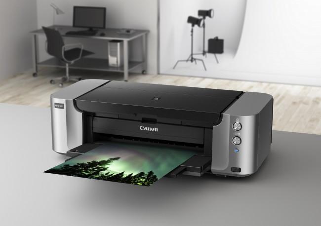 принтер кэнон печатает пустые листы