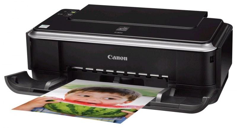 принтер кэнон плохо печатает