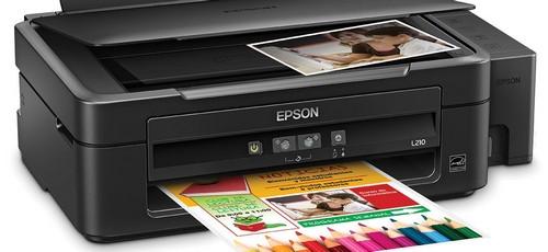 почему не включается принтер epson