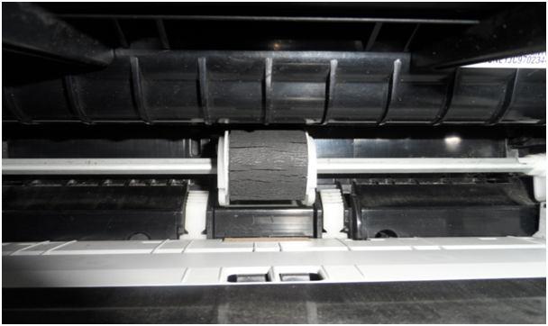 почему принтер canon не захватывает бумагу