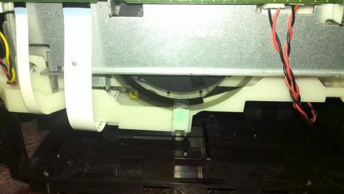 принтер hp сканирует но не печатает