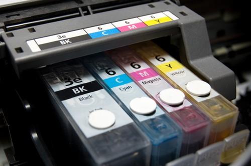 принтер не видит краску epson