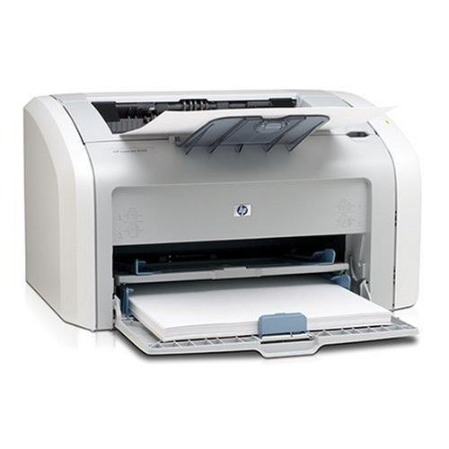 принтер hp laserjet 1018 не печатает