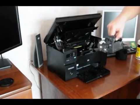 Как к компьютеру принтер canon подключить