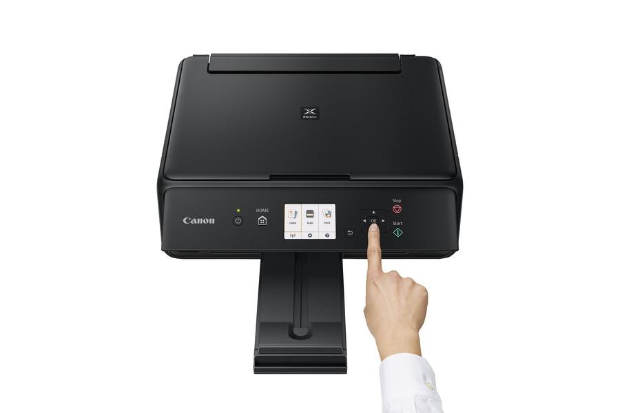 Как пользоваться canon принтером