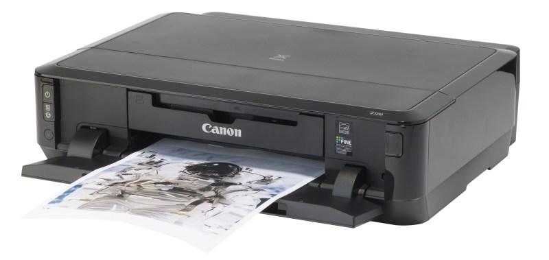 как включить кэнон принтер