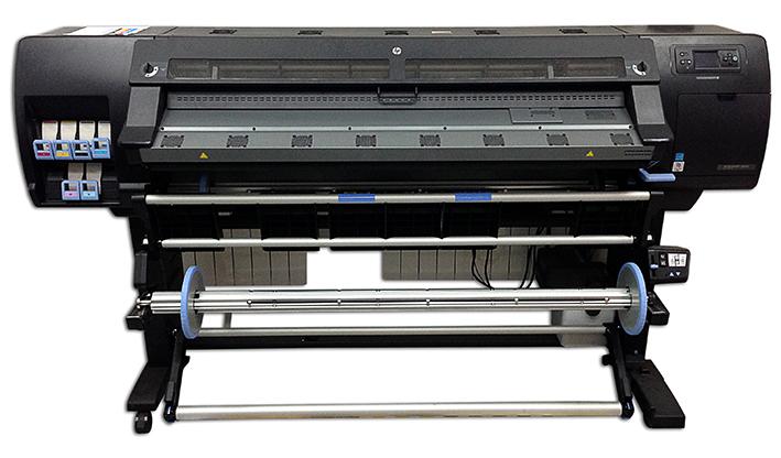 не печатает черный цвет в принтере hp 5525