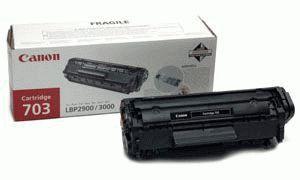 Заправка картриджа Canon 703 (7616A005)