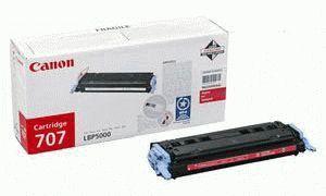 Заправка картриджа Canon 707M (9422A004)